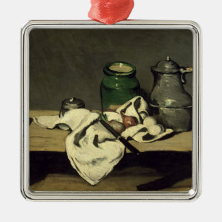 Still Life with a Kettle, c.1869 Christmas Ornament