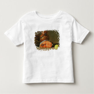 Still Life with a Piece of Salmon Toddler T-Shirt