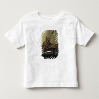 Still Life with a Pitcher and Crustaceans Toddler T-Shirt
