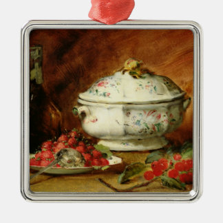 Still Life with a Soup Tureen Christmas Ornament