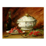 Still Life with a Soup Tureen Postcard