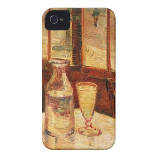 Still Life with Absinthe by Van Gogh Blackberry Bold Covers