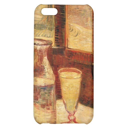Still Life with Absinthe by Van Gogh iPhone 5C Cover