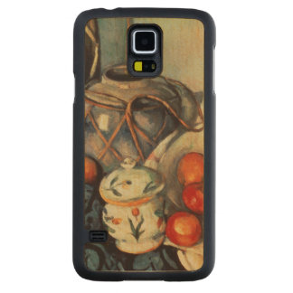 Still Life with Apples, 1893-94 Carved Maple Galaxy S5 Case