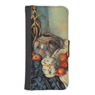 Still Life with Apples, 1893-94 iPhone SE/5/5s Wallet Case