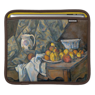 Still Life with Apples and Peaches, c.1905 iPad Sleeve