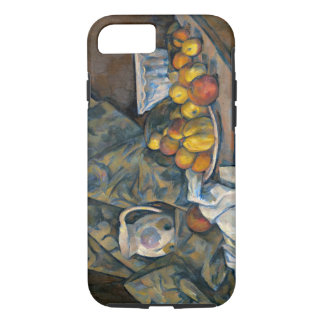 Still Life with Apples and Peaches, c.1905 iPhone 8/7 Case