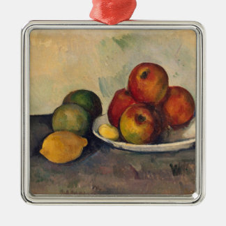 Still life with Apples, c.1890 Christmas Ornament