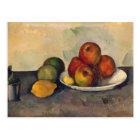 Still life with Apples, c.1890 Postcard