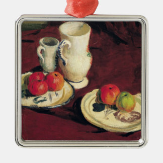 Still Life with Apples Christmas Ornament