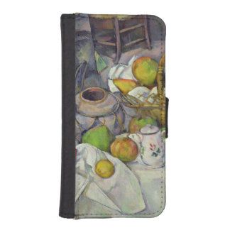 Still life with basket, 1888-90 iPhone SE/5/5s wallet case