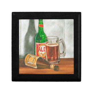 Still Life with Beer by Jennifer Goldberger Gift Box