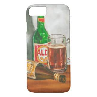 Still Life with Beer by Jennifer Goldberger iPhone 8/7 Case