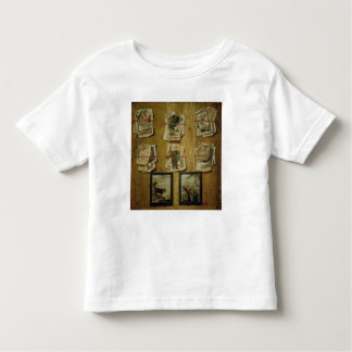 Still Life with Book Sheets and Pictures, 1783 Toddler T-Shirt