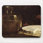 Still Life with Brie, 1863 Mousepad