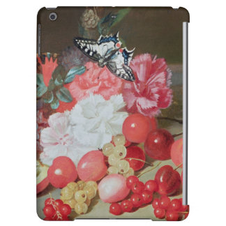 Still Life with Butterflies iPad Air Cover