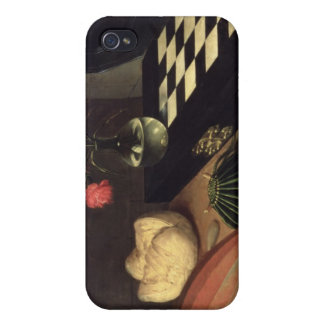Still Life with Chess-board, 1630 iPhone 4/4S Cover