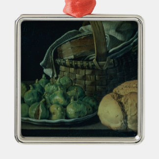 Still Life With Figs, 1746 Christmas Ornament