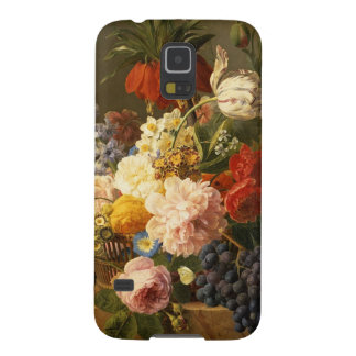 Still Life with Flowers and Fruit, 1827 Galaxy S5 Cover