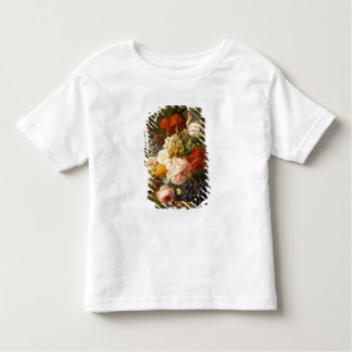 Still Life with Flowers and Fruit, 1827 Toddler T-Shirt