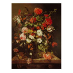 Still Life with Flowers Postcards