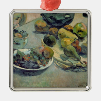 Still Life with Fruit, 1888 Christmas Ornament
