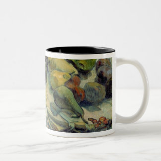 Still Life with Fruit, 1888 Two-Tone Coffee Mug