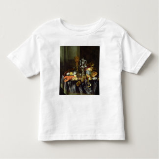 Still Life with Fruit and Shellfish Toddler T-Shirt