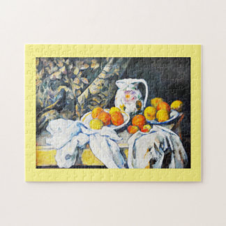 Still life with fruit jigsaw puzzle