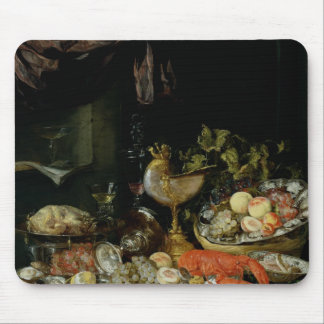 Still Life with Fruit Mouse Mat