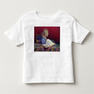Still Life with Head of Voltaire Toddler T-Shirt