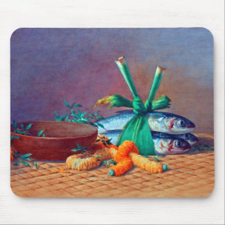 Still Life with Ilima Lei, Calabash and Moi Mouse Mat