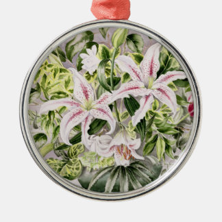 Still life with Lilies 1996 Christmas Ornament