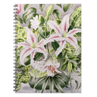 Still life with Lilies 1996 Notebook