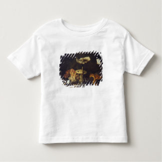 Still Life with Mushrooms and Butterflies Toddler T-Shirt