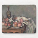 Still Life with Onions, c.1895 Mouse Mat