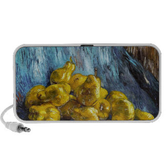 Still Life with Pears Van Gogh painting PC Speakers