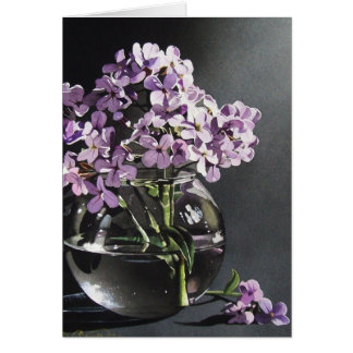 Still Life with Phylox Greeting Card