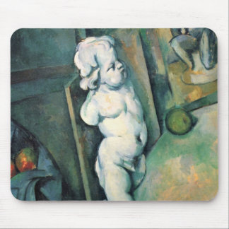 Still Life with Plaster Cupid Mouse Pad