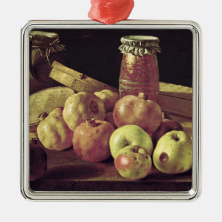 Still Life with Pomegranates Christmas Ornament