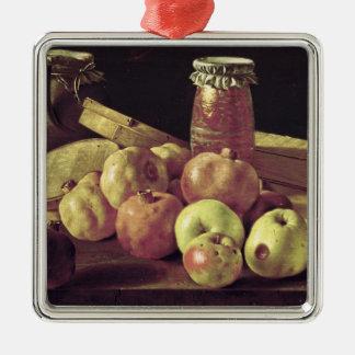 Still Life with Pomegranates Christmas Ornament