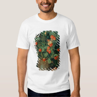 Still life with strawberries shirt