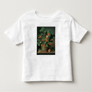 Still life with strawberries toddler T-Shirt