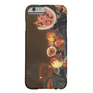 Still life with watermelons and carafe barely there iPhone 6 case