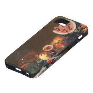 Still life with watermelons and carafe iPhone 5 covers