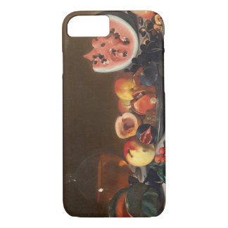 Still life with watermelons and carafe iPhone 7 case