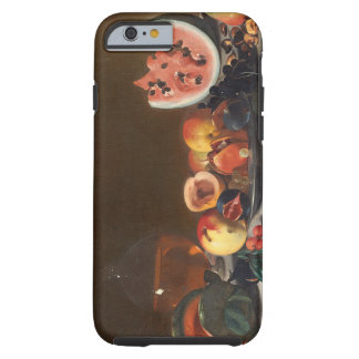 Still life with watermelons and carafe tough iPhone 6 case