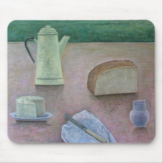 Still Life with Wensleydale Cheese 2013 Mouse Mat