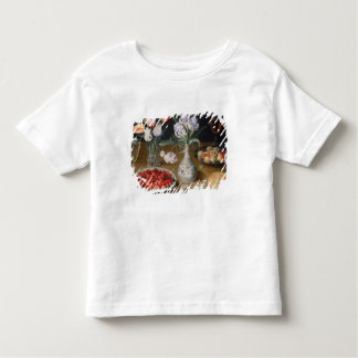Still Lilies,Tulips, Cherries and Strawberries Toddler T-Shirt