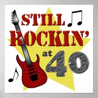 Still Rockin at 40 Poster